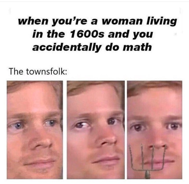 Witch Trial Memes Tumblr