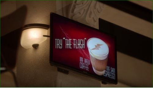 Resultado de imagen de the flash coffee