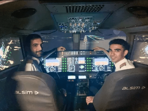 18-year-old boy becomes UK?s youngest commercial pilot after his mum sold her home to fund his dream