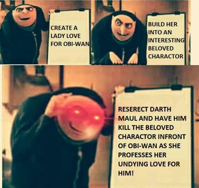 Satine Kryze Memes Tumblr
