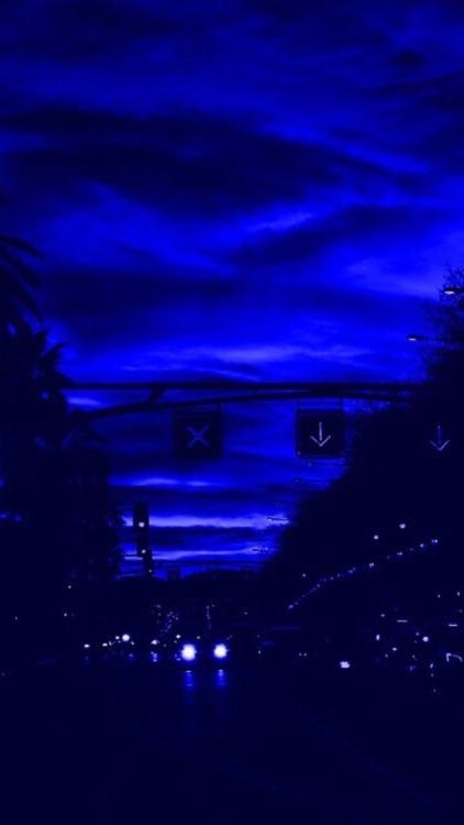 15+ Top Midnight Blue Dark Blue Aesthetic