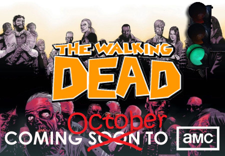 The Walking Dead - Halloween 2010 @eatorbeeaten:  The only reason why I cared for Halloween :)