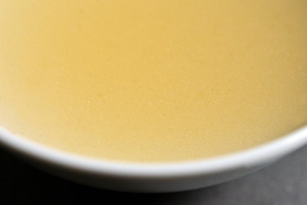 Quick Pressure Cooker Bone Broth by Michelle Tam http://nomnompaleo.com