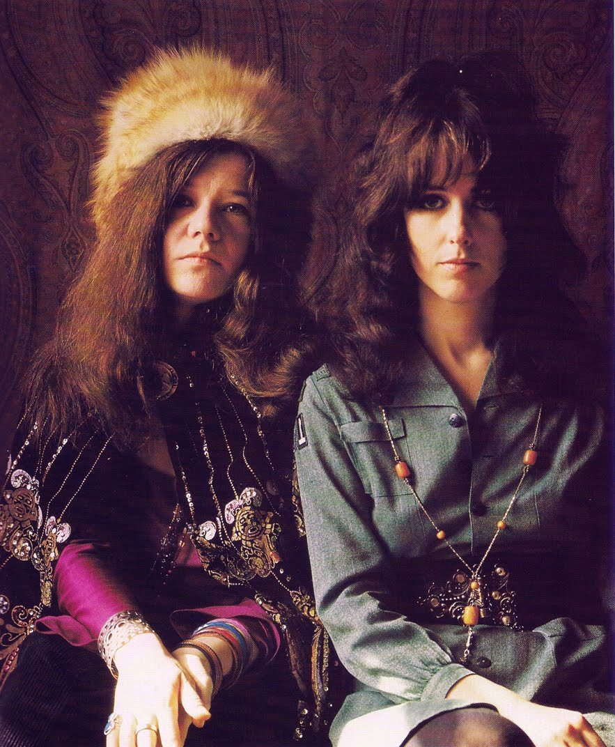 What Did  Grace Slick Look Like  53 Ago