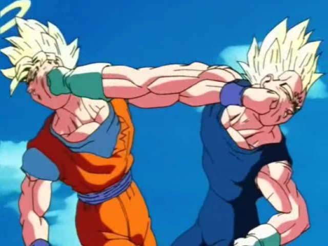 Top 10 Greatest Dragon Ball Fights