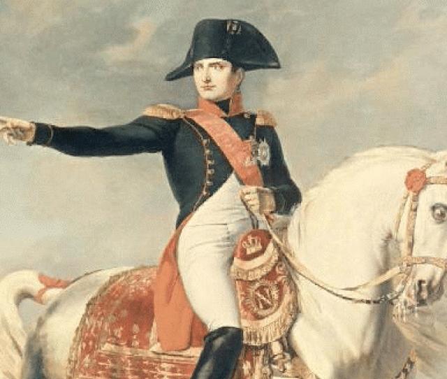 More Like Napoleon Bornparty
