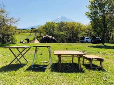 キャンプのおすすめテーブル4選!ローテーブル比較レビュー【キャンプギア】