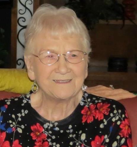 Evelyn Goslin Fredrickson
