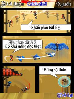 Game Bước nhảy NinJa Việt Hoá