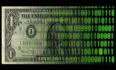 New 666 Surveillance Post: Digital Cash Tested by Wall ...