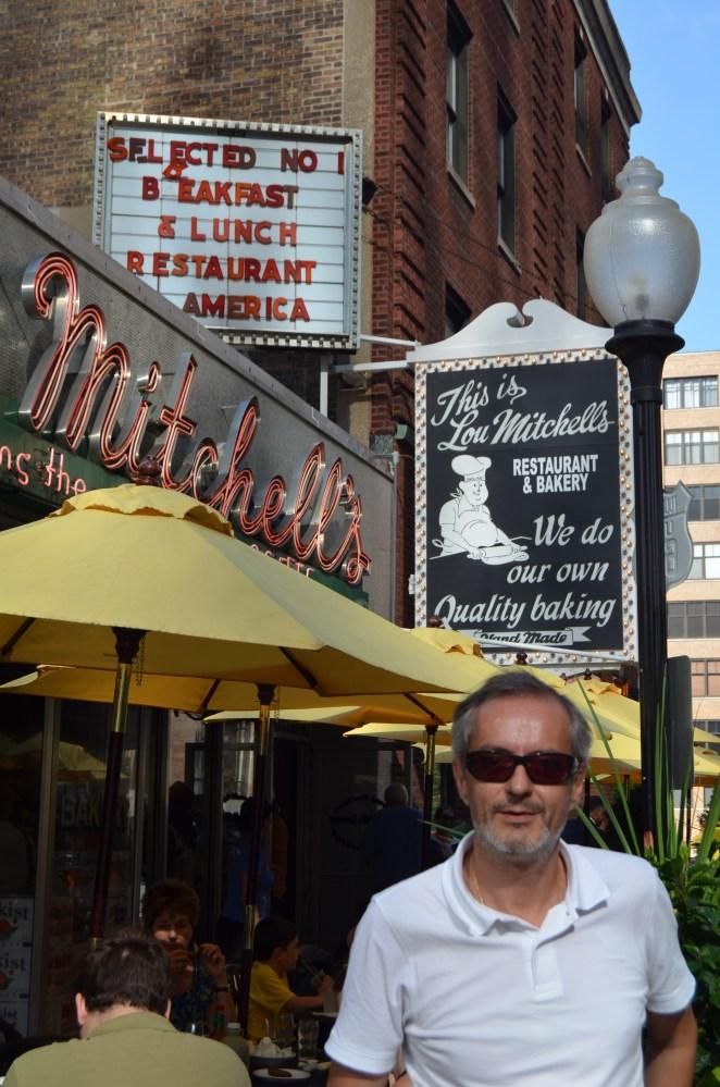 Chicago - Lincoln (Illinois). 1 de septiembre (5/6)