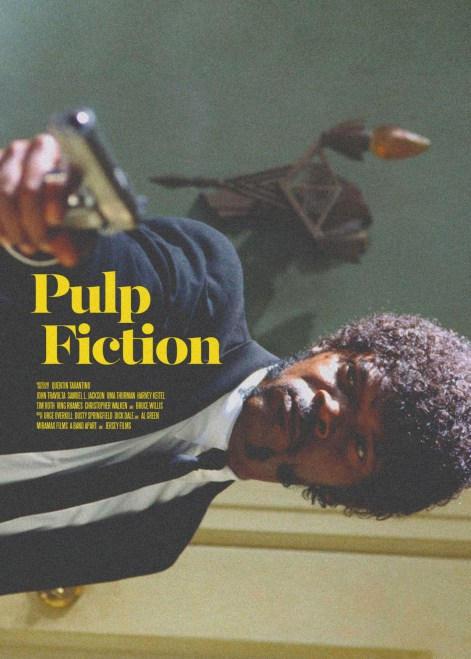 Day 1 of 365 – Pulp Fiction Buy This Poster