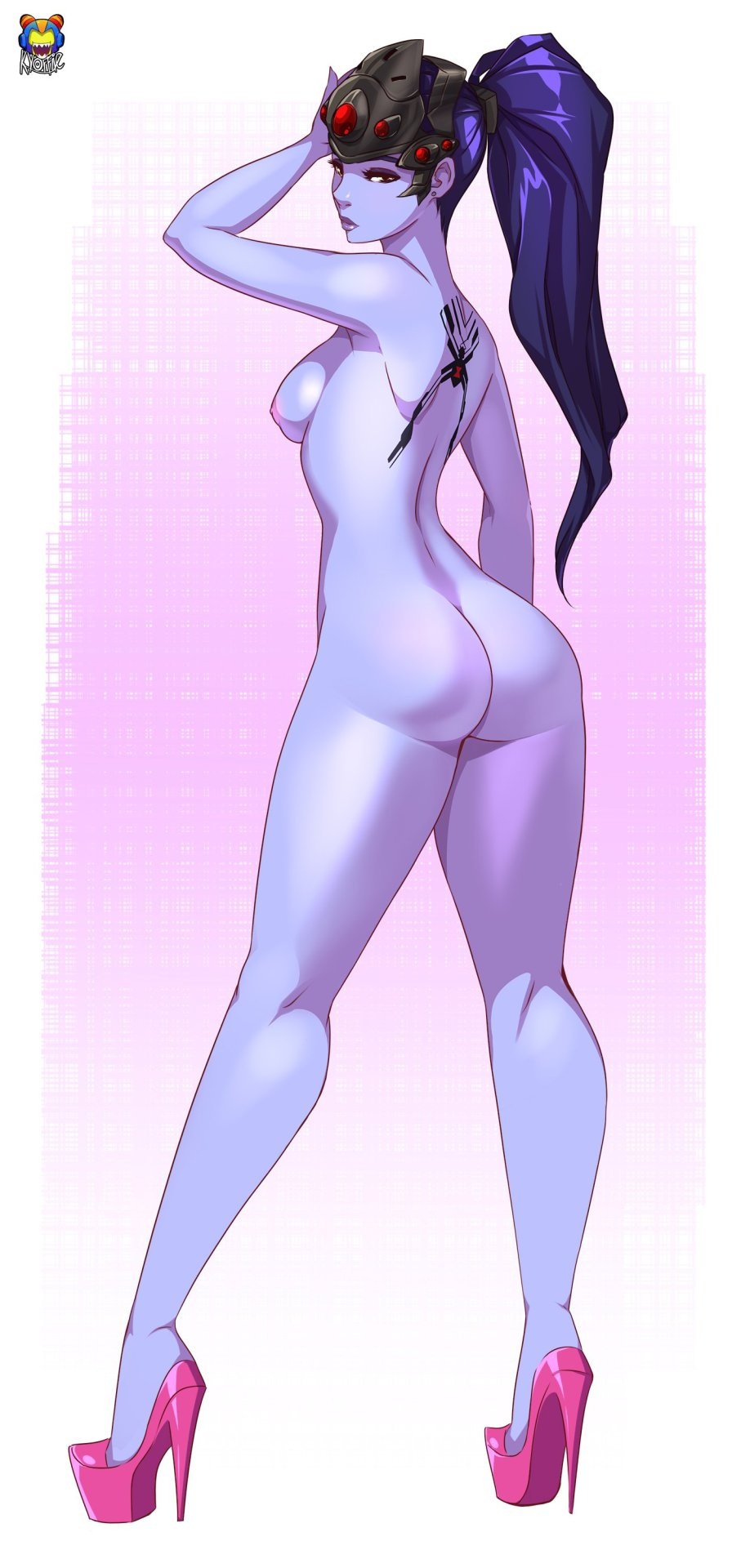 Overwatch Naked Girls