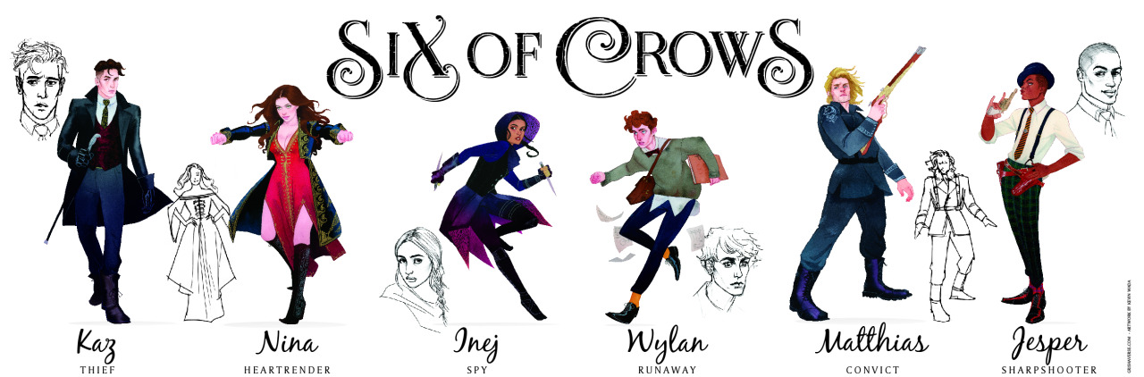 Image result for six of crows character matthias