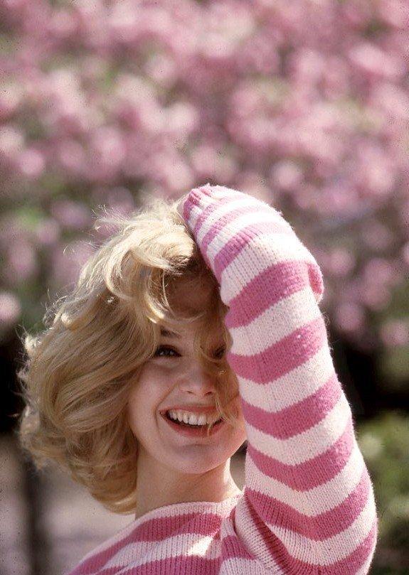 Carol Lynley, 1960s.