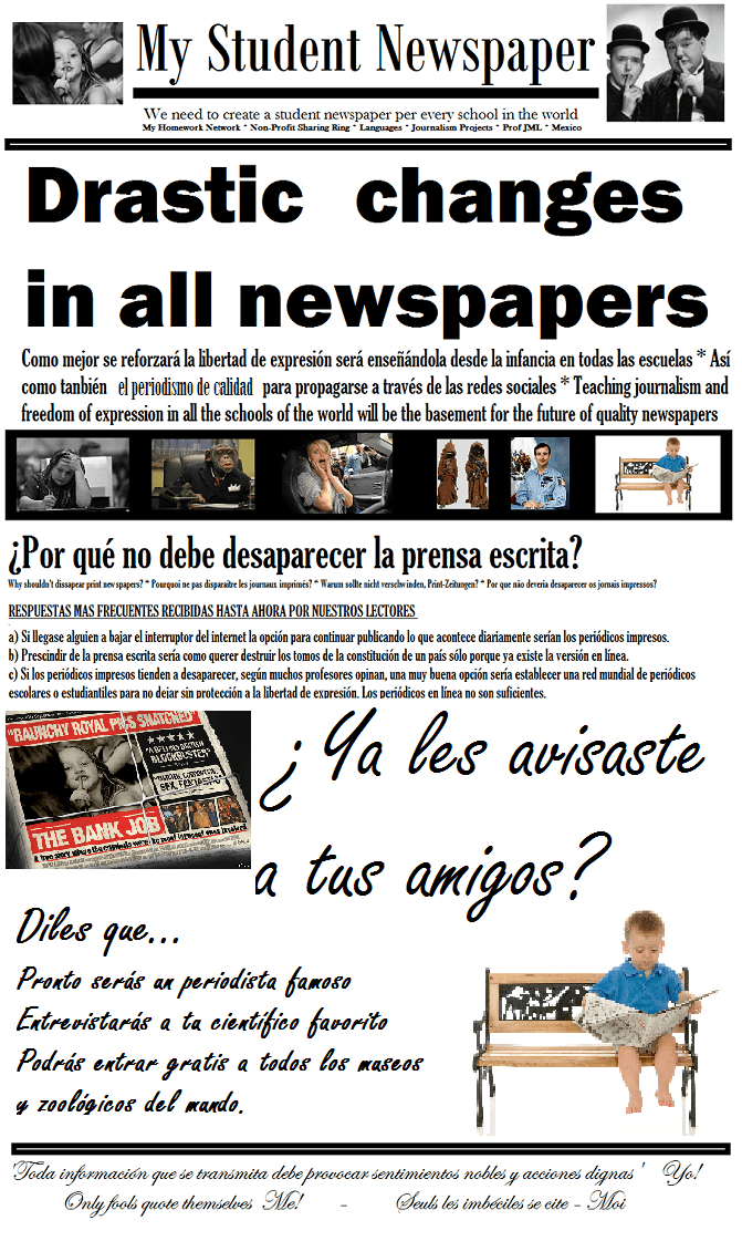 My Student Newspaper