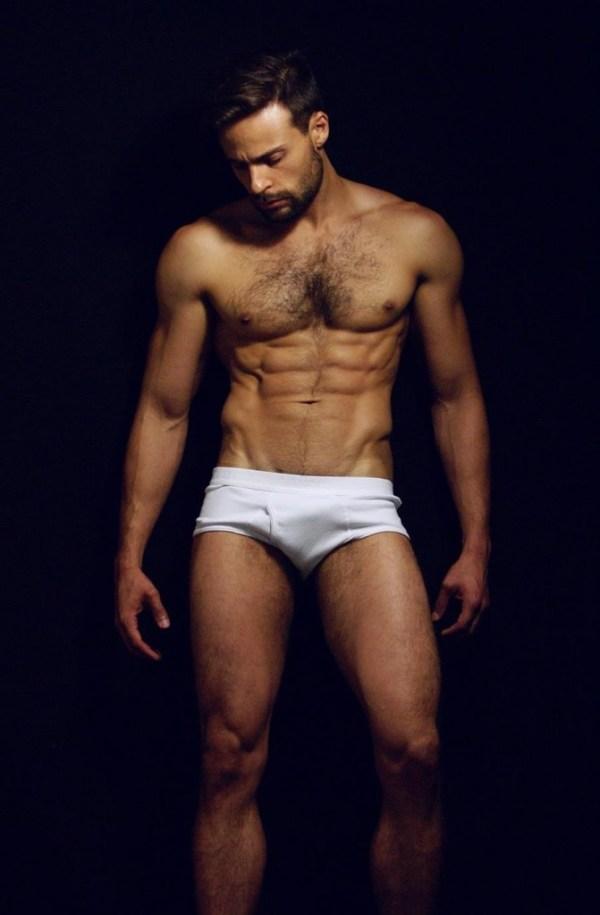 Thiago Giacomini ator pelado