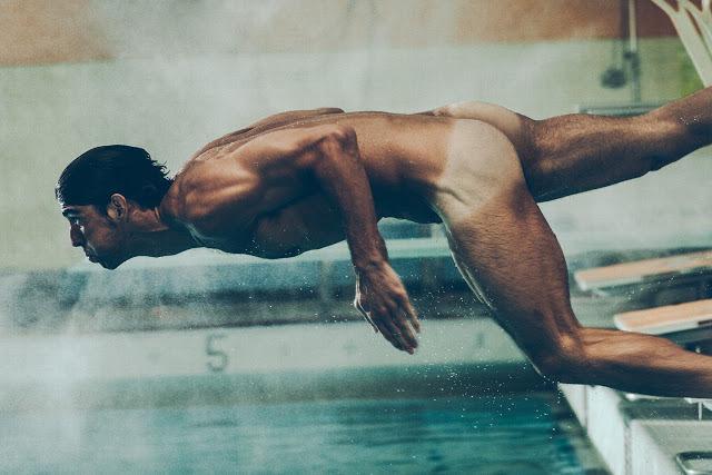 michael phelps atletas pelados nus