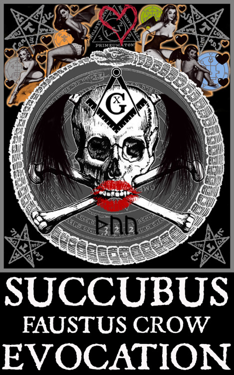 The above is an example of a book cover, whose title is self explanatory. The Succubus Evocation book is presently available on Amazon, for Kindle. The book is designed along the lines of a Grimoire. Check out the Books at:...