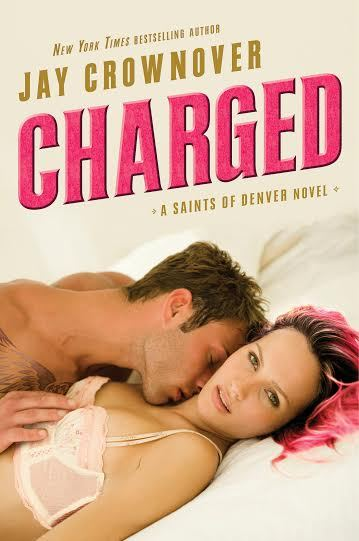 CHARGED - cover