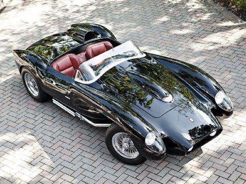 """beezoblue: """" 1958 Ferrari 250 Testa Rossa """""""