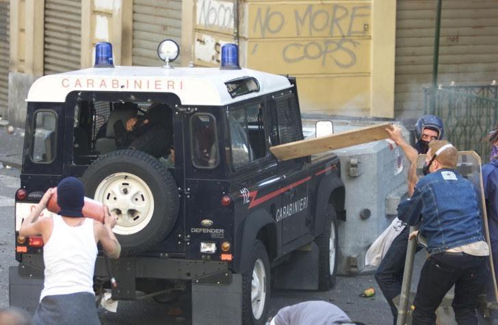 Nel 15^ anniversario della brutale repressione poliziesca scatenata a Genova, in occasione delle manifestazioni contro il G8, il Coisp terrà proprio nel capoluogo ligure un convegno in cui l'ospite d'onore è Mario Placanica, l'assassino di Carlo...