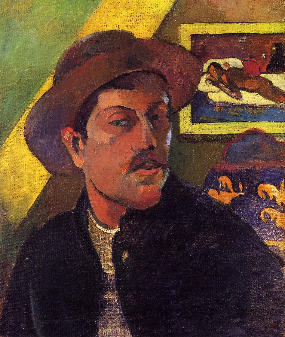 "dappledwithshadow:"" Paul Gauguin"""