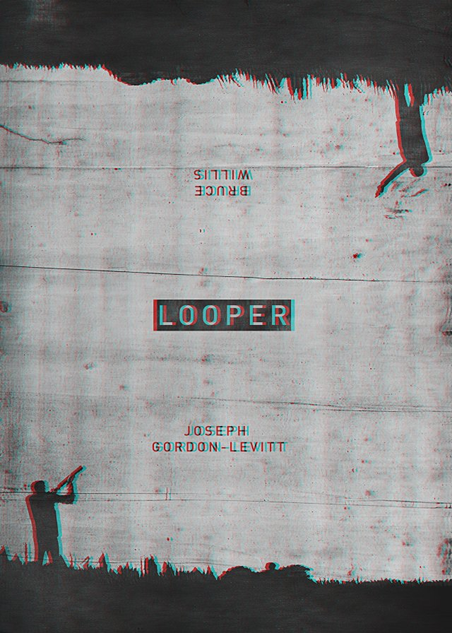 Day 25 of 365 – Looper. Buy this Poster