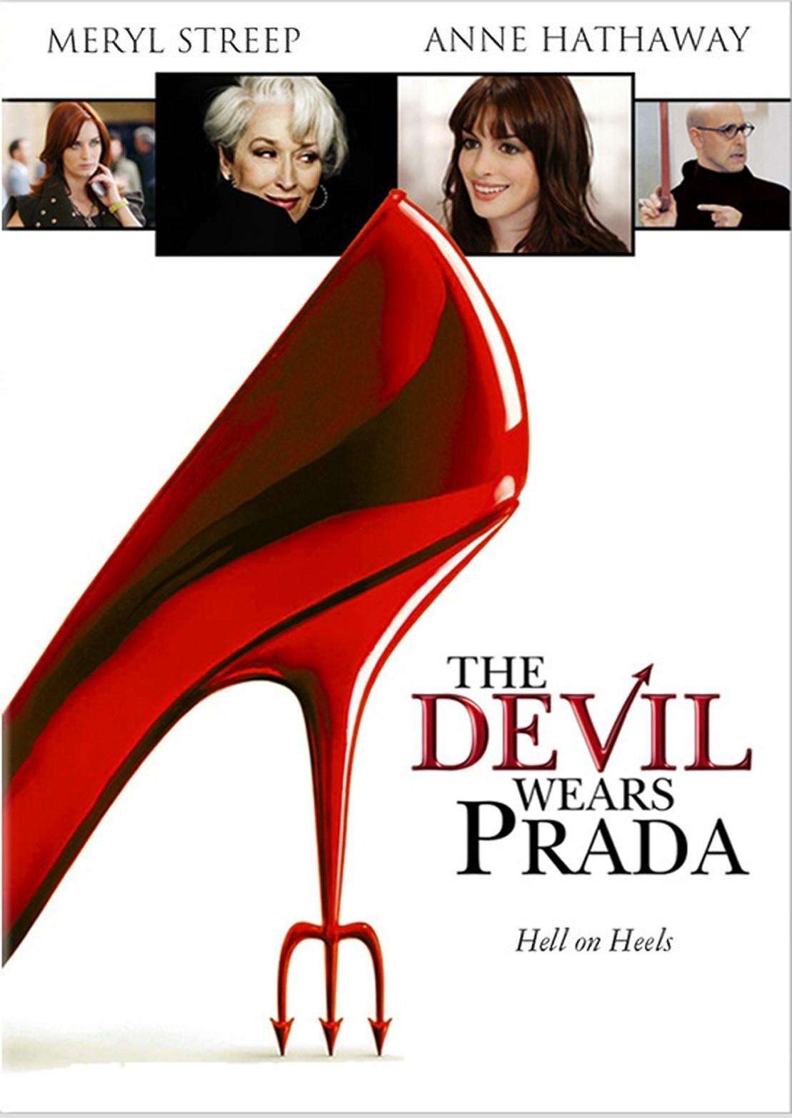 Image result for the devil wears prada movie