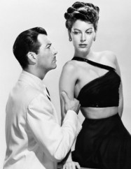 Image result for ava gardner and robert taylor in the bribe