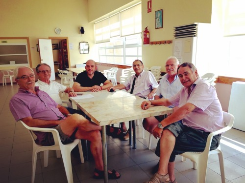 Seguimos con nuestra ronda de contactos con las asociaciones y colectivos de Rocafort. Esta mañana el concejal Felipe Zayas me ha brindado una agradable charla con la Asociación de Jubilados y Pensionistas. Se trata de la asociación con mayor número...