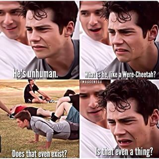 Image result for teen wolf moments