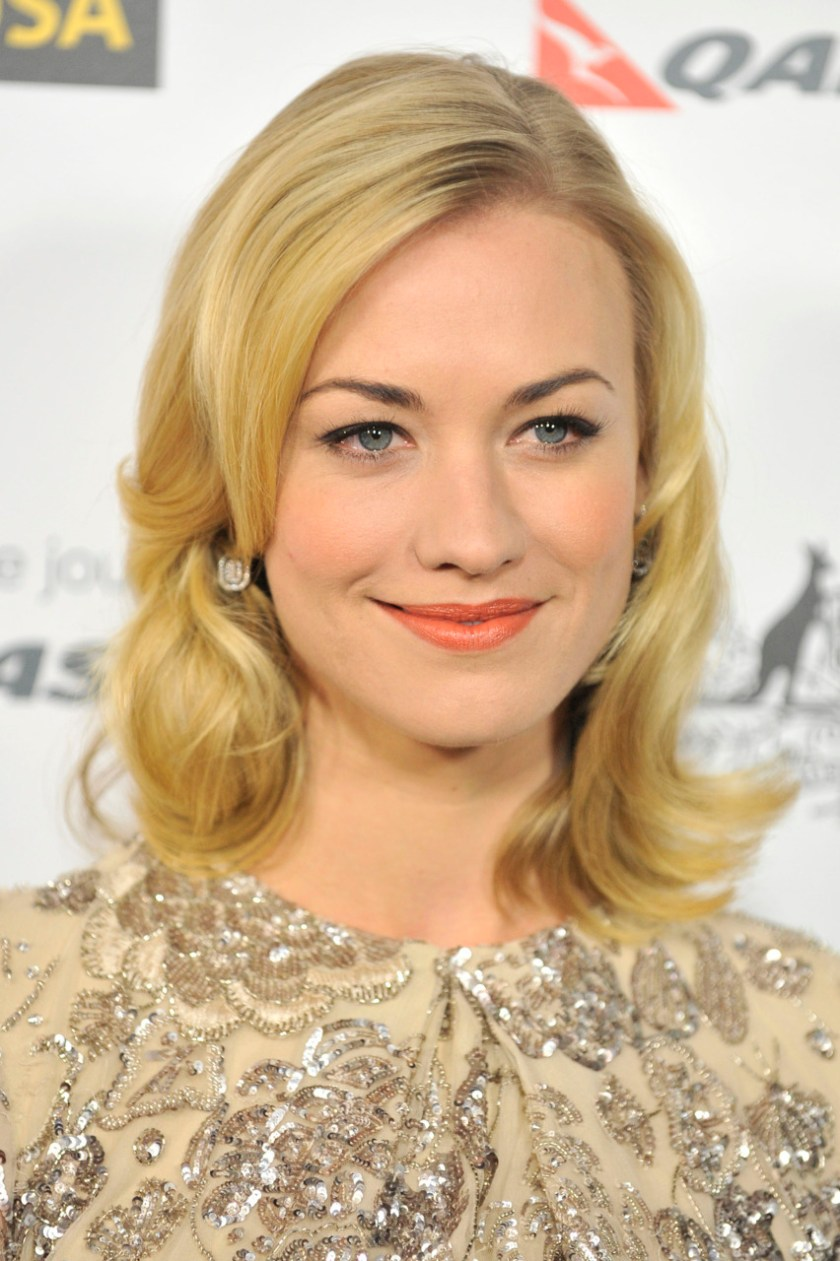 Yvonne Strahovski,Killer Elite,Anne,The Outback,Miranda,My Mother's Curse,Chuck,Ajan Sarah Walker, Dexter,Hannah McKay,1982,Yvonne Strahovski,Avustralya,Sarah,Sarah Walker,24: Live Another Day,Kate Morgan,Hollywood,Manhattan Nocturne,Caroline Crowley,