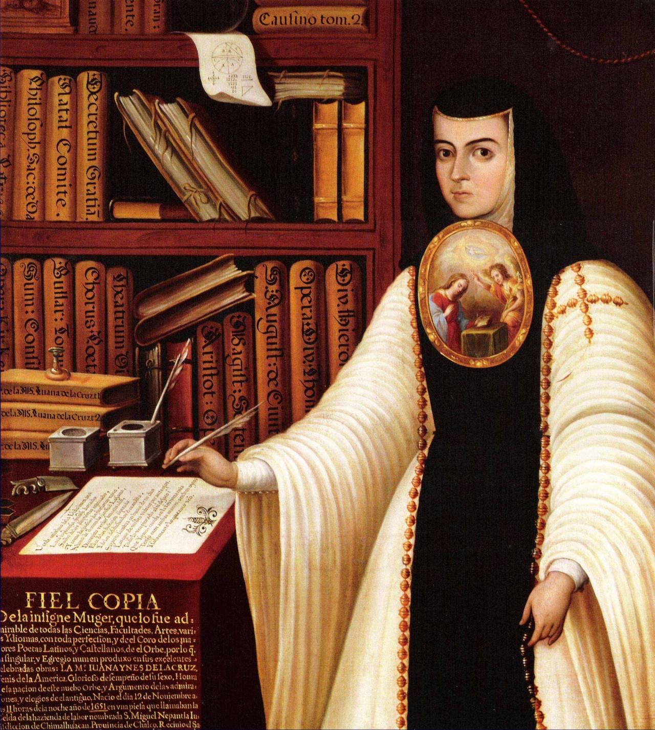 Sor Juana Inés de la Cruz y Asbaje * 1651 1695 * La nueva España (Méjico) * Continente Americano Juana Inés de Asbaje y Ramírez de Santillana, más conocida como Sor Juana Inés de la Cruz (San Miguel Nepantla, 12 de noviembre de1651 - Ciudad de...