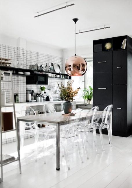 Silla Victoria Ghost de Philippe Starck