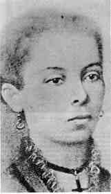 """quisqueyameetsborinken: """" fylatinamericanhistory: """" Salomé Ureña de Henríquez (1850-1897) was a renowned Dominican poet and educator who opened one of the first institutes of secondary education for women in her country. """" She was also an..."""