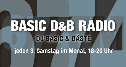 674FM_Basic D&B Radio - DJ Basic