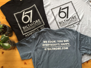 67 Biltmore shirts are IN! Give us a call or stop by to order one!