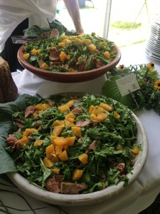 Picture of Salad at Catered Event by 67 Biltmore Downtown Eatery and Catering in Asheville, NC