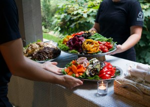 Picture of Appalachian Nicoise Buffet by 67 Biltmore Downtown Eatery and Catering in Asheville, NC