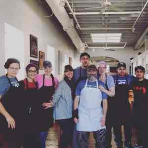 Picture of the Staff by 67 Biltmore Downtown Eatery and Catering in Asheville, NC