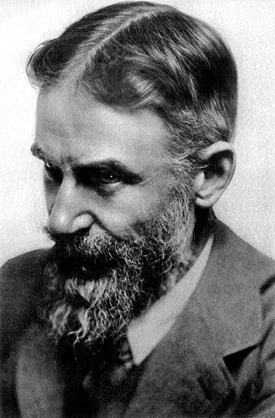 ジョージ・バーナード・ショー George Bernard Shaw