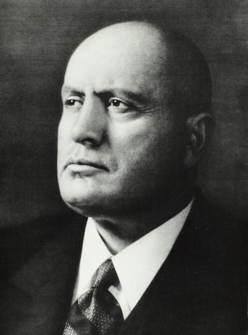 ベニート・アミルカレ・アンドレア・ムッソリーニ Benito Amilcare Andrea Mussolini