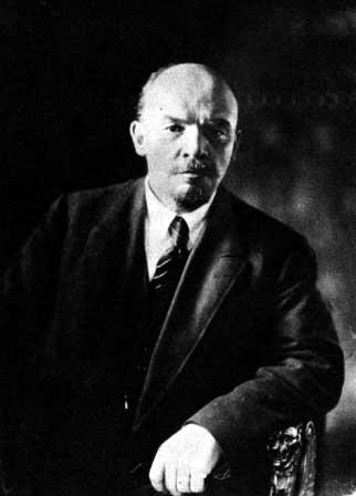 ウラジーミル・レーニン Владимир Ленин (1920年)