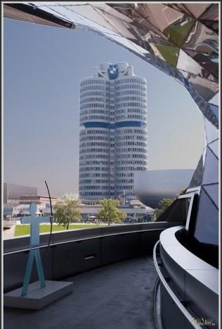 Munich BMW3