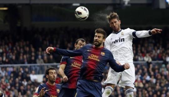 Barcelona dan Madrid Akan Kembali Bersaing Atas Puncak Klasemen