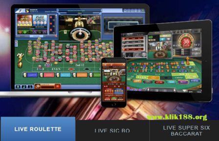 Cara Daftar Casino Roulette