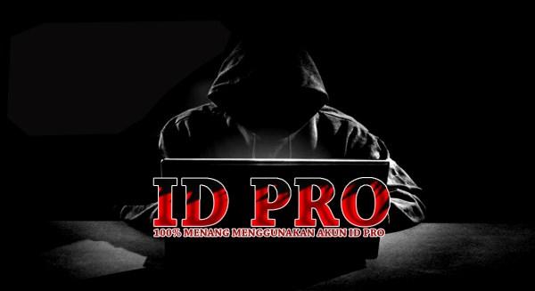 Daftar Akun ID PRO Master