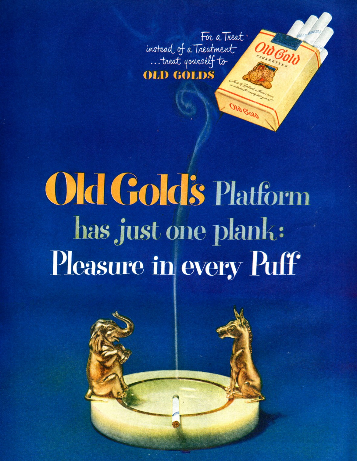 Old Gold - 1948