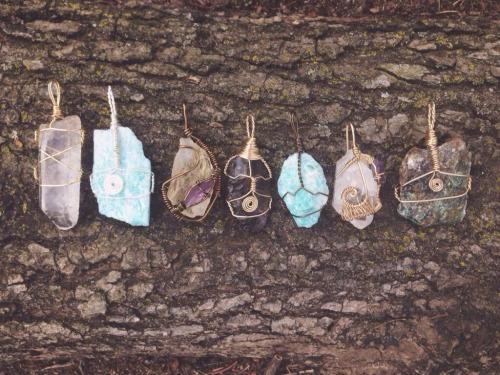 Reiki Jewelry